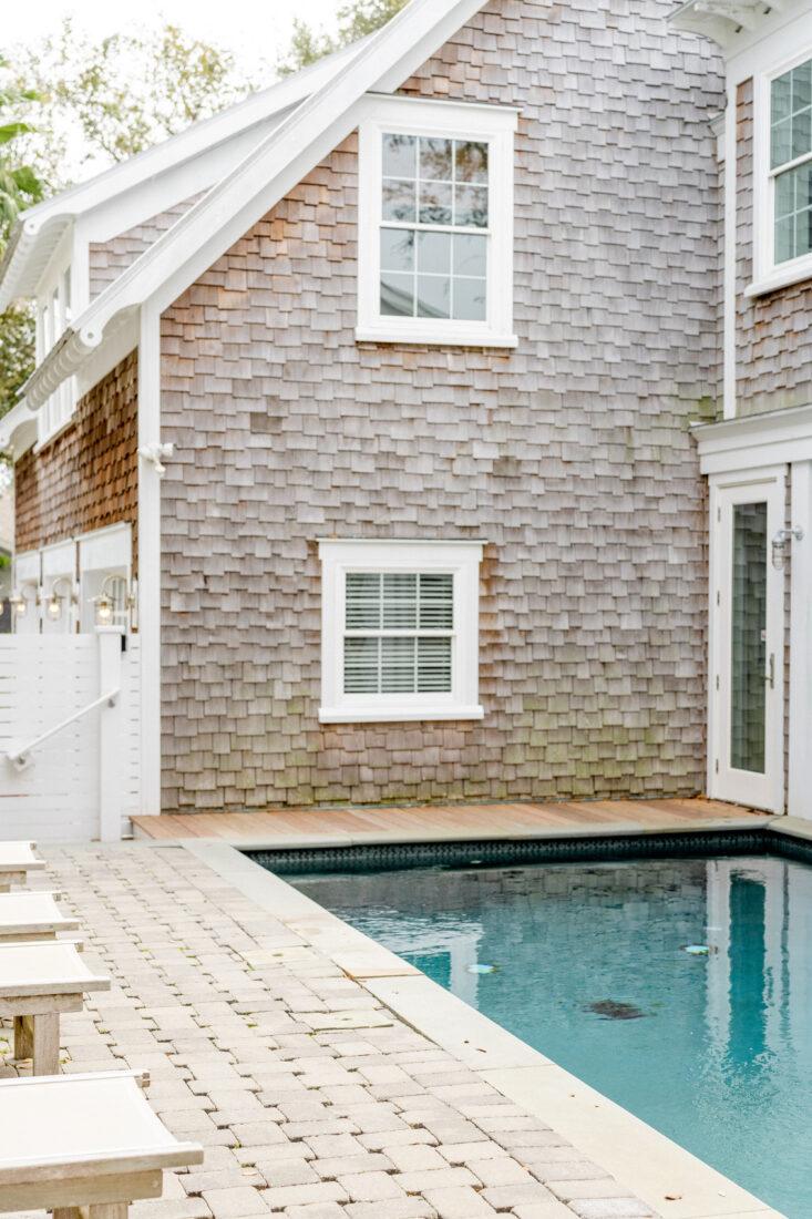 Bea's Nest Outdoor Pool | Isle of Palms Rental House Beach Getaway