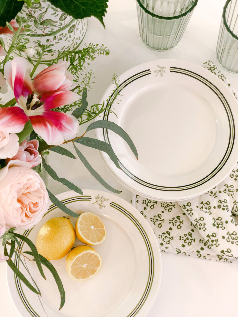 spring tabletop to love