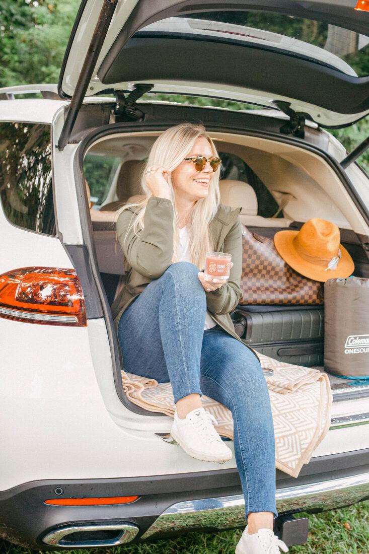 Fall Road Trip Destinations across the US