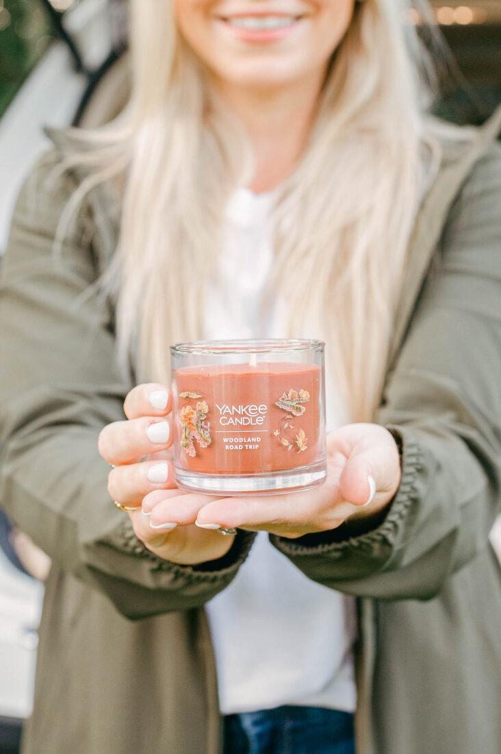 Yankee Candle Fall Woodland Road Trip Fragrance